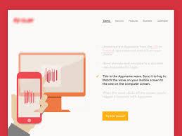 web design on behance
