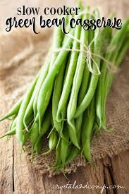 easy recipes crockpot green bean casserole recipe easy green