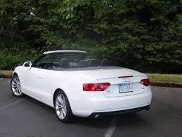 convertible audi 2013 test drive 2013 audi a5 cabriolet nikjmiles com