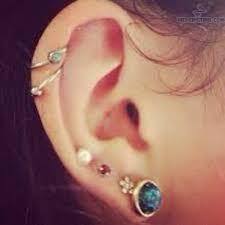 best cartilage earrings 25 exles of cartilage earrings piercing shop 1 information