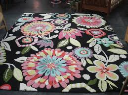 Round Flower Rug by Floor This Room Looks Comfortable With Home Depot Area Rugs 5x7