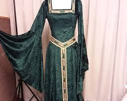 wedding dress skyrim celtic dress etsy