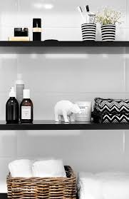 black white and bathroom decorating ideas adorable best 25 black bathroom decor ideas on wall in and