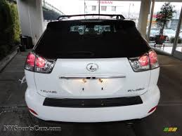 white 2009 lexus rx 350 for sale 2009 lexus rx 350 awd in crystal white mica photo 5 106946