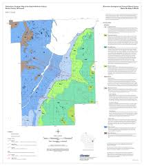 Surface Map Wisconsin Geological U0026 Natural History Survey Preliminary