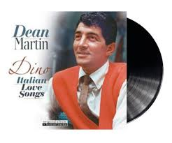 dean martin dino italian songs lp import tracks