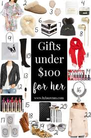 best gifts for her gifts under 100 best gift ideas under 100 by lauren m