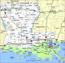 louisiana highway map highway map of louisiana aaccessmaps com