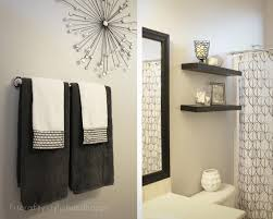 Small Bathroom Towel Rack Ideas by Towel Hanging Ideas For Small Bathrooms U2013 Pamelas Table