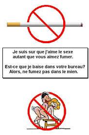 baise bureau journal d une ex fumeuse délurée