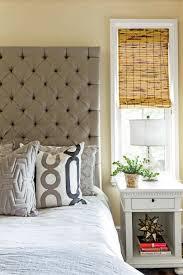 serene lakefront hideaway southern living neutral lake house bedroom