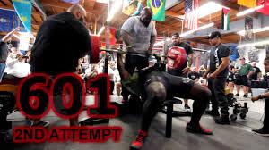 the undefeated 600 lbs beast metroflex lb bench only meet 600