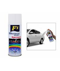 f1 car touchup spray paint 450ml white ford fiesta classic buy