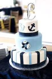 top 25 best nautical baby shower cakes ideas on pinterest fine