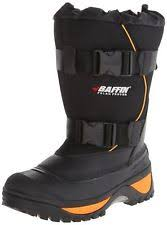 s insulated boots size 9 leather winter baffin boots for ebay