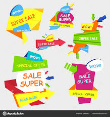 super sale shining banner on colorful background sale background