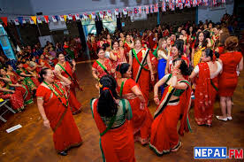 Celebration In Uk Ama Teej Celebration Uk 2013 Images Gallery Nepal Fm
