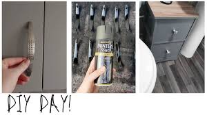 painting kitchen cabinets with rustoleum spray paint rustoleum matt black spray paint grey wood paint diy lockdown miss moogle