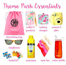 Best 25 Bag Essentials Ideas by Best 25 Theme Park Essentials Ideas On Go Pack Go