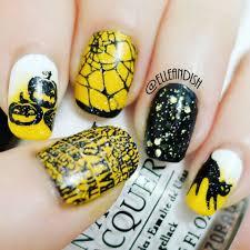 halloween impress nails 65 creepy nail art design ideas for 2017 halloween