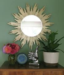 Designer Mirrors by Diy Sunburst Mirror K Sarah Designs