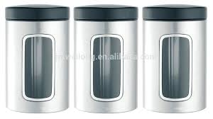 kitchen canisters stainless steel stainless steel kitchen canisters yuinoukin com