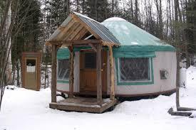 yurt getaways near montreal