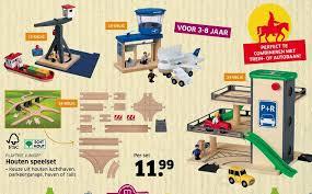 playtive speelgarage houten speelgoed folder aanbieding bij lidl