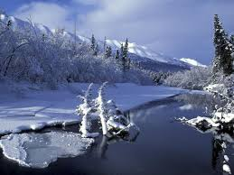 wallpaper desktop winter scenes winter scene wallpapers