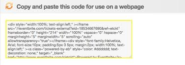 Open Table Widget Squarespace Help Using Eventbrite With Squarespace