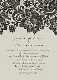 vintage lace wedding invitations ivory vintage printed lace wedding invitations ewi260 as low as
