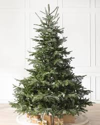 realistic christmas trees european fir balsam hill