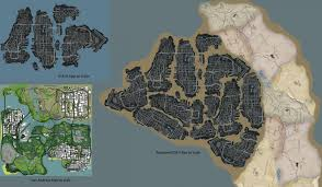 Map Size Comparison Gta Map Sizegta Map Size Hd Wallpaper Game Siteswallpaper Game