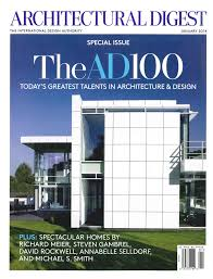 image result for architectural digest magazine cover june 2014