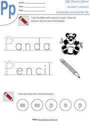 nursery level 1 worksheets consonant sounds short vowels