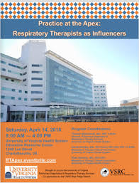 university of virginia l practice at the apex respiratory therapists as influencers uva