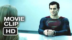 man of steel movie clip what s the s stand for 2013 superman