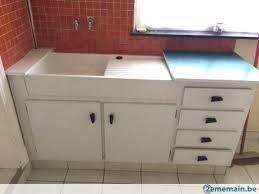 evier de cuisine avec meuble evier retro cuisine evier cuisine ancien avec meuble mitigeur dedans