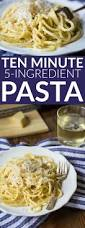 My Recipe Journey Main Dishes Recipes To Cook Pinterest Pasta For One In 10 Minutes The Wanderlust Kitchen