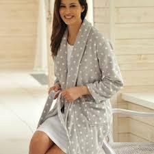 robe de chambre hiver robe de chambre polaire femme je ne peux pas m empêcher de porter
