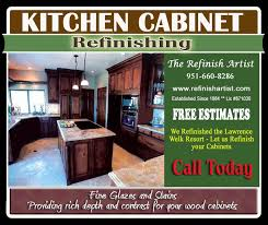Kitchen Cabinets Refinished Kitchen Cabinet Refinishing U0026 Wood Restoration