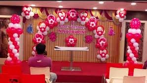 party hall decorations