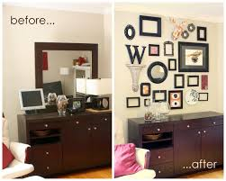 Mirror Collage Wall Photo Collage Wall Decor Shenra Com