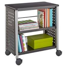 File Cabinets On Wheels Bookcases On Wheels On Hayneedle Mobile Bookcases