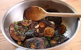 cuisine cepes koffmann recipe cèpes in butter telegraph