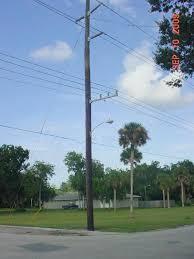 fpl street light program utility easements city of titusville florida