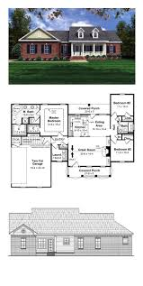 65 best country house plans images on pinterest country house country house plan 59050 total living area 1500 sq ft 3