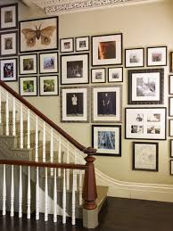 Decorating Traditional Staircase Picture Idea For Hall Or Family - Family room photo gallery