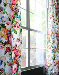 Floral Curtains Dining Room Updates Floral Curtains Bokhara Rug Floral