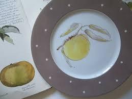 porcelaine peinte main peinture sur porcelaine fruits tous les messages sur peinture